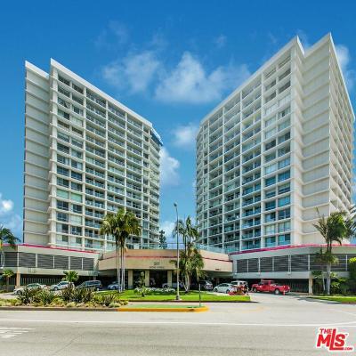 Condo/Townhouse For Sale: 201 Ocean Avenue #1703B