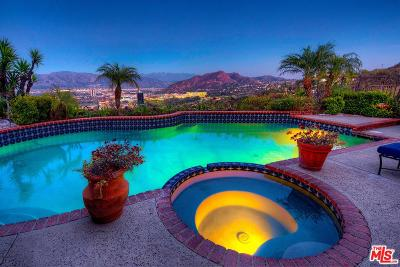 Single Family Home For Sale: 7813 Mulholland Drive