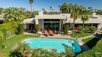 Rancho Mirage Single Family Home For Sale: 138 Waterford Circle