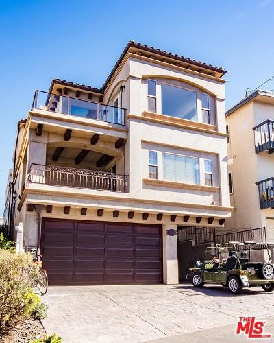 Manhattan Beach Condo/Townhouse For Sale: 3612 Alma Avenue