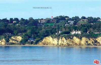 Malibu Single Family Home For Sale: 7050 Dume Drive