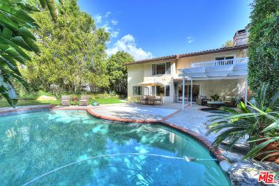 Calabasas Single Family Home For Sale: 23444 Park Hermosa