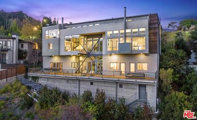 Los Angeles County Single Family Home For Sale: 7270 Mulholland Drive