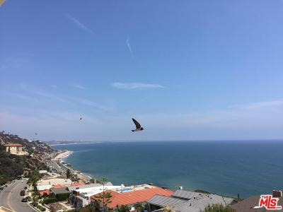 Malibu Condo/Townhouse For Sale: 18219 Coastline Drive #4