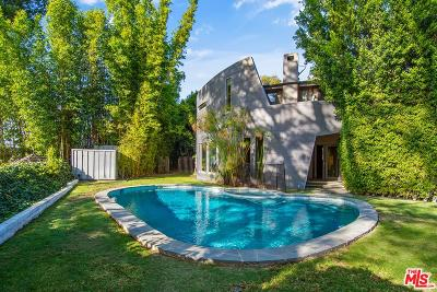 Beverly Hills Single Family Home For Sale: 9625 Oak Pass Road