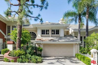 Los Angeles Single Family Home For Sale: 12553 The Vista