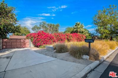 Rancho Mirage Single Family Home For Sale: 72220 Rancho Road