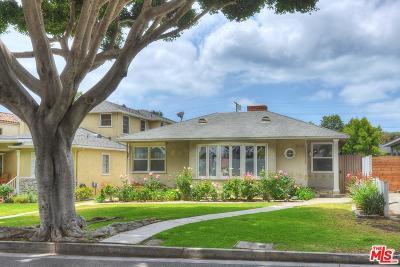 Single Family Home For Sale: 1030 Chelsea Avenue