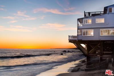 Malibu Single Family Home For Sale: 20054 Pacific Coast Highway