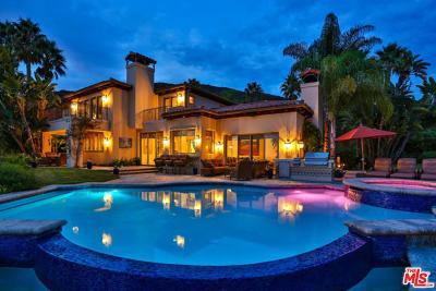 Malibu Single Family Home For Sale: 5618 Sea View Drive