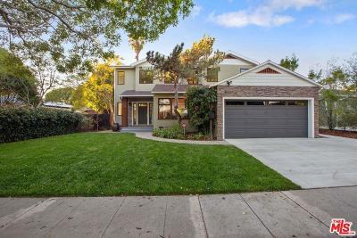Culver City Single Family Home For Sale: 4437 Vinton Avenue