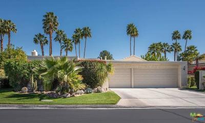 Rancho Mirage Single Family Home For Sale: 48 Santo Domingo Drive
