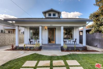 Single Family Home For Sale: 2712 Glassell Street