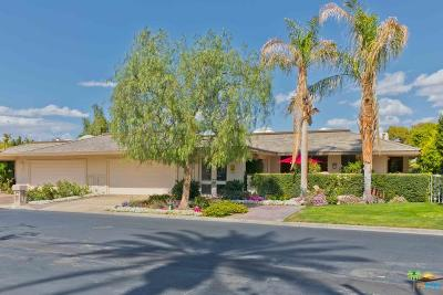 Rancho Mirage Single Family Home For Sale: 22 Columbia Drive