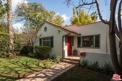 Single Family Home For Sale: 712 North Curson Avenue