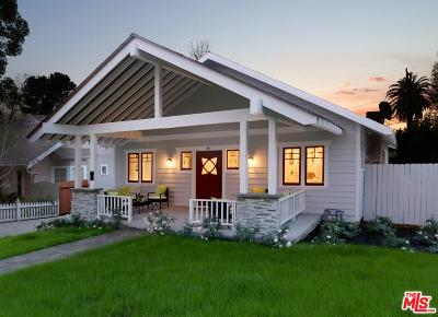 Monrovia Single Family Home For Sale: 271 North Myrtle Avenue