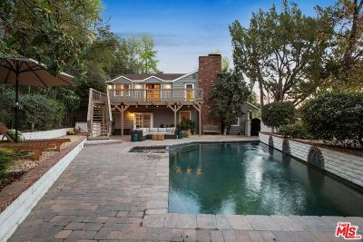 Encino Single Family Home For Sale: 4515 White Oak Place