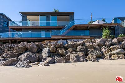 Malibu Single Family Home For Sale: 26706 Latigo Shore Drive