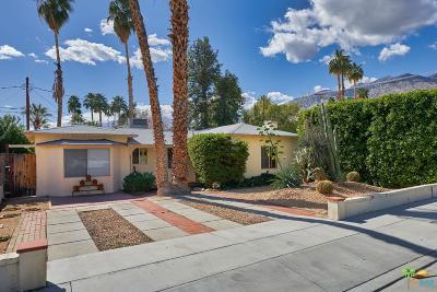 Palm Springs Single Family Home For Sale: 1345 East Camino Primrose