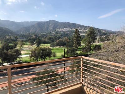 Glendale Single Family Home For Sale: 3116 North Verdugo Road
