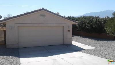 Desert Hot Springs Single Family Home For Sale: 66669 Acoma Avenue