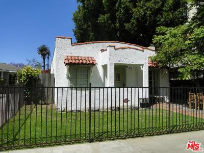 Venice Single Family Home For Sale: 2417 Walnut Avenue