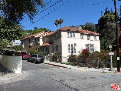 Single Family Home For Sale: 2200 Vista Del Mar Avenue
