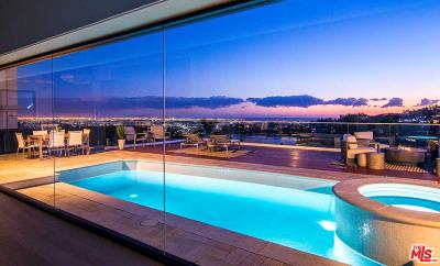 Sunset Strip - Hollywood Hills West (C03) Single Family Home For Sale: 2417 Venus Drive