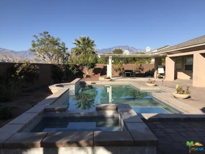 Rancho Mirage Single Family Home For Sale: 9 Chateau Court