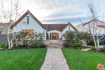 Single Family Home For Sale: 941 South Citrus Avenue
