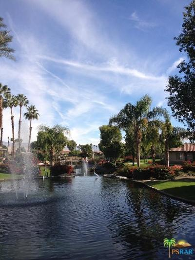 Palm Springs Condo/Townhouse For Sale: 1890 Paseo Raqueta