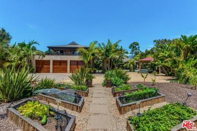 Malibu Single Family Home For Sale: 6648 Zumirez Drive