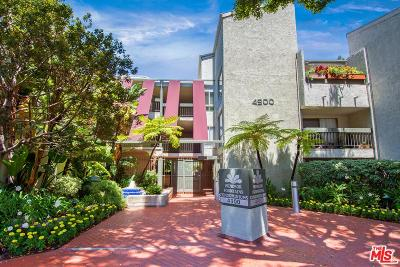 Culver City Condo/Townhouse For Sale: 4900 Overland Avenue #228
