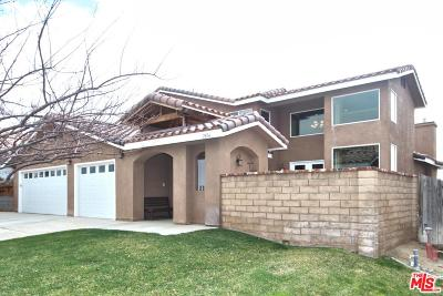 Rosamond Single Family Home For Sale: 2824 Owens Way