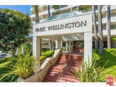 West Hollywood Condo/Townhouse For Sale: 1131 Alta Loma Road #232