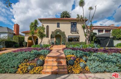 Los Angeles County Single Family Home For Sale: 437 North Highland Avenue