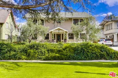 Los Angeles County Single Family Home For Sale: 140 South Van Ness Avenue
