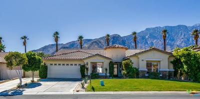 Palm Springs Single Family Home For Sale: 989 Vista Dunes