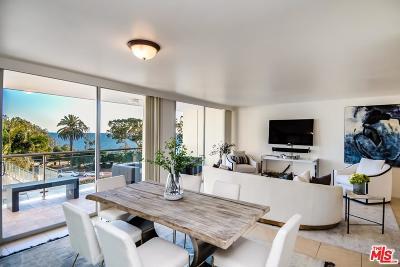 Condo/Townhouse For Sale: 201 Ocean Avenue #401P