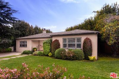 Single Family Home For Sale: 2527 Barry Avenue