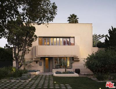 Sunset Strip - Hollywood Hills West (C03) Single Family Home For Sale: 1530 North Ogden Drive