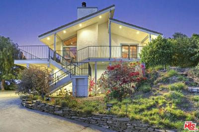 Malibu Single Family Home For Sale: 780 Latigo Canyon Road