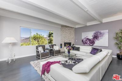 Los Angeles County Single Family Home For Sale: 7346 Pacific View Drive