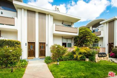 Condo/Townhouse For Sale: 4758 La Villa Marina #J