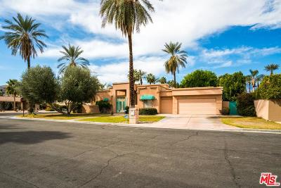 Rancho Mirage Single Family Home For Sale: 70445 Mottle Circle