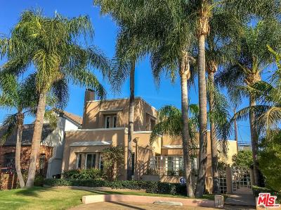 Los Angeles County Single Family Home For Sale: 216 North Lucerne