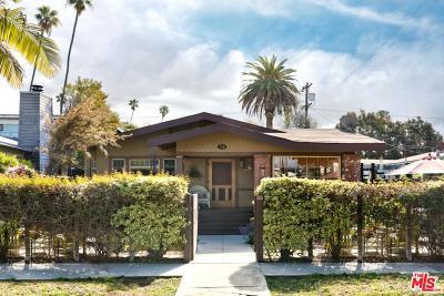 Venice Single Family Home For Sale: 718 Boccaccio Avenue