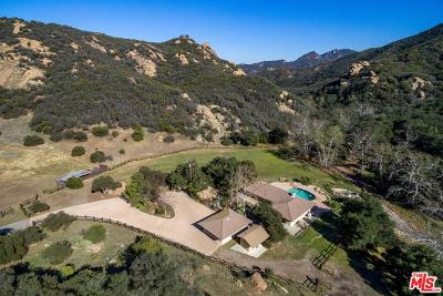 Westlake Village Single Family Home For Sale: 600 West Carlisle Road