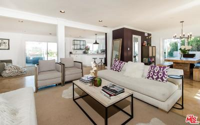 West Hollywood Single Family Home For Sale: 8251 Skyline Drive