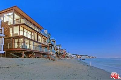 Malibu Single Family Home For Sale: 24928 Malibu Road